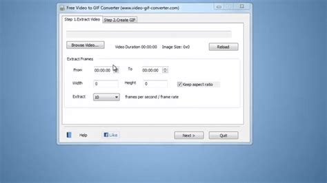 gif format converter convert video file to animated gif worldtech2day
