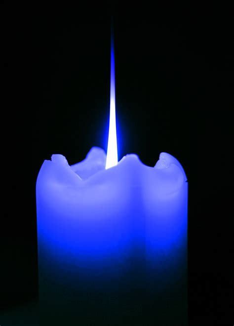 Blue Candles Animated Blue Candle Related Keywords Animated