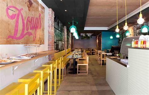 cafe interior design perth pizzeria 187 retail design blog