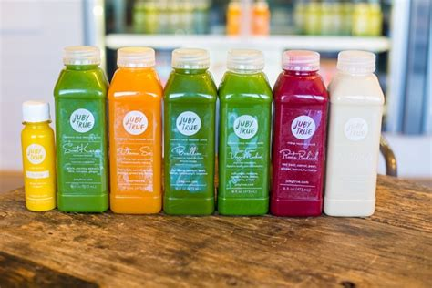 Juice Detox Deals by Juby True Offers Juice Cleanse Deals