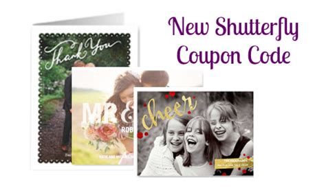 Where Can You Buy A Shutterfly Gift Card - shutterfly coupon code 10 free cards southern savers