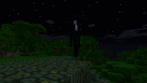 Slender Mod Online Game | slenderman for minecraft free download
