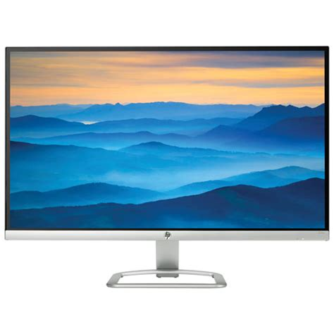 Led Monitor Hp hp 27 quot fhd 7ms gtg ips led monitor 27es black led