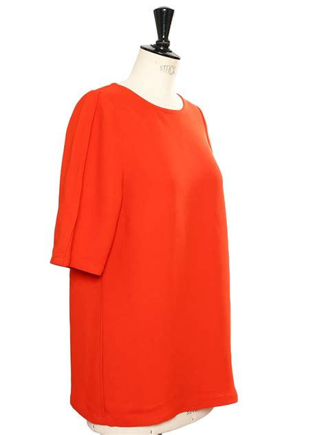 Blouse Louise Top Blouse louise stella mccartney top blouse manches courtes