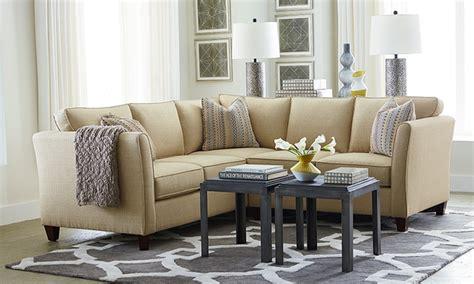 Where Is Bassett Furniture Made by Bassett Furniture Turner Sofas Groupon