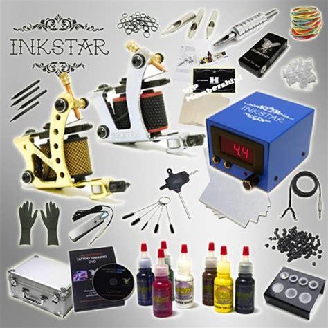 helios tattoo pen review tattoo kit inkstar journeyman case kit radiant 7 color set