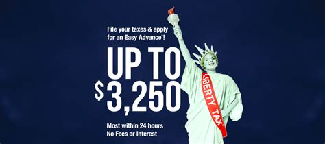 liberty tax easy advance liberty tax service 174