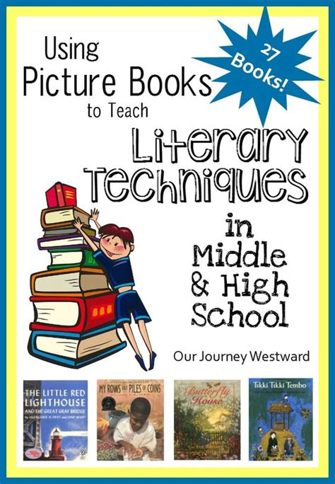 picture books to teach persuasive writing picture books to teach literary techniques posts middle