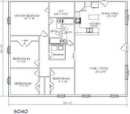 barndominium floor plans 40x60 joy studio design gallery best design