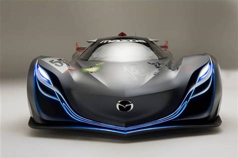 mazda supercar 2008 mazda furai concept images photo mazda furai