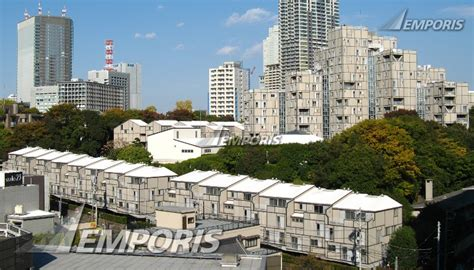 map us embassy tokyo us embassy housing buildings emporis