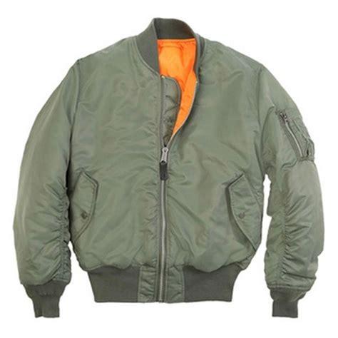 Bomber Bordir Jacket Martin Space Army mens u s army classic bomber flight jacket pilot jacket air tactical jacket