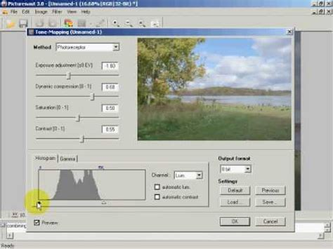 hdr gimp tutorial youtube gimp tutorial hdr imaging with picturenaut 3 0 part three