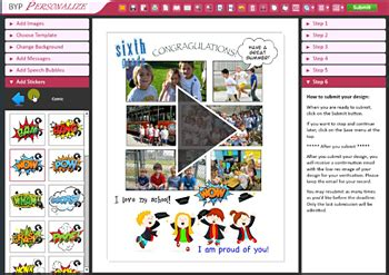 better yearbook personalization – better yearbook