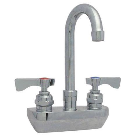 Krown Faucets by Krowne 14 400l 4 In Wall Mount Faucet W Spout Etundra