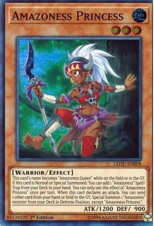 Yugioh Legendary Duelists Booster Ledu En amazoness princess ledu en008 duelshop