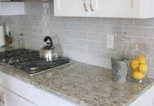 Gray Backsplash Kitchen by Grey Backsplash Best Home Decoration World Class