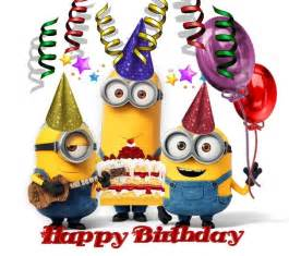 Happy birthday minions on pinterest minions pics minions and