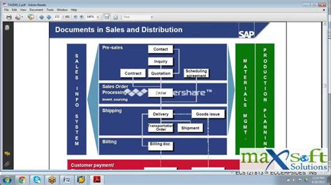 sap tutorial sd module sap sd online training courses sap sd overview online