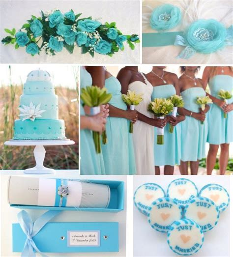 turquoise wedding theme find out how to create that fresh turquoise wedding theme at www world