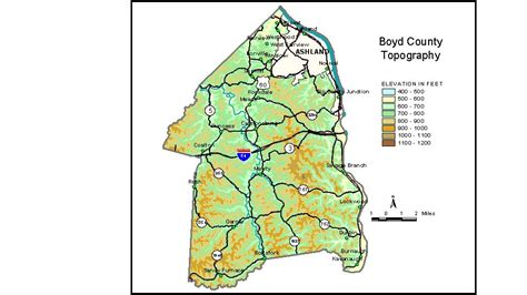 kentucky groundwater map groundwater resources of boyd county kentucky