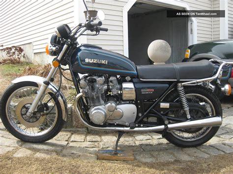 1977 Suzuki Gs750 1978 Suzuki Gs750 Gs Gs750ec Gs750e Gs1000 1977 Vintage All