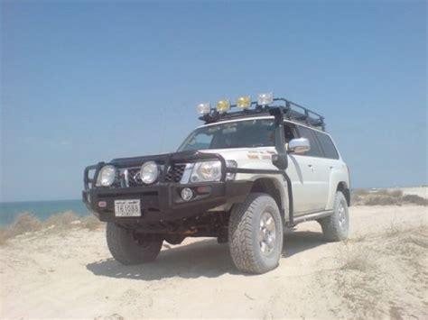 2005 nissan patrol 4x4 > 4x4 off roads! 4x4 off roads