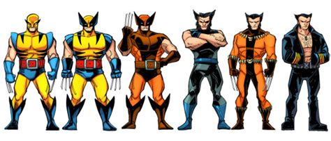 imagenes de wolverines a look back and forward at wolverine through the years