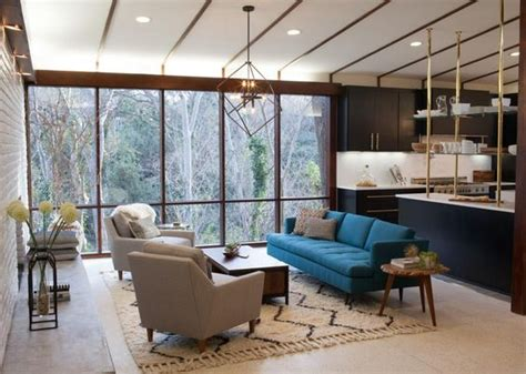 joanna gaines house pictures fixer upper midcentury quot a fixer upper take on midcentury modern table and chairs