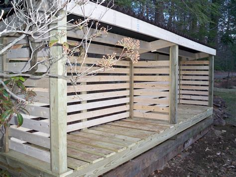 diy firewood storage shed building plans  carport plans ontario cleverxcr
