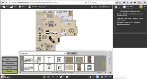 home design software name roomsketcher fast and flexible floor plans from