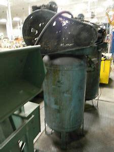 saylor beall 5hp air compressor model 705 lincoln motor