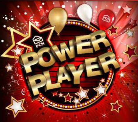 Pchlotto Sweepstakes - are you a pch power player pch blog