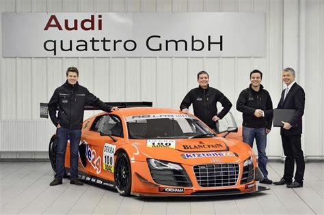 Audi Gmbh by Quattro Gmbh Devient Audi Sport Gmbh Automotiv Press