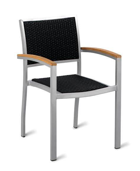 Armchair Outdoor by Ville Outdoor Weave Cafe Armchair Simply Tables Chairs