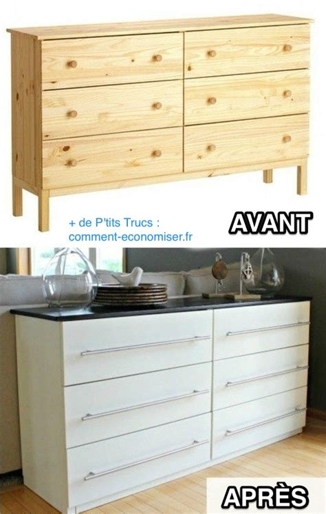 How To Decorate The Top Of Kitchen Cabinets by 19 Astuces Pour Rendre Vos Meubles Ikea Chics Amp Tendance