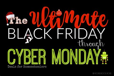 cyber monday deals the ultimate black friday through cyber monday deals guide