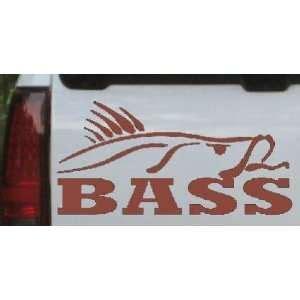 nitro bass boat window decal nitro bass boat truck fishing car decals stickers