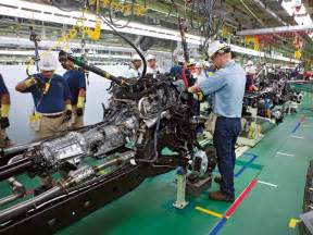 Toyota Manufacturing Plants Toyota Cutting Production Capacity By Up To 1 Million