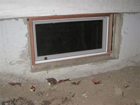 install basement window window installation how to install basement window