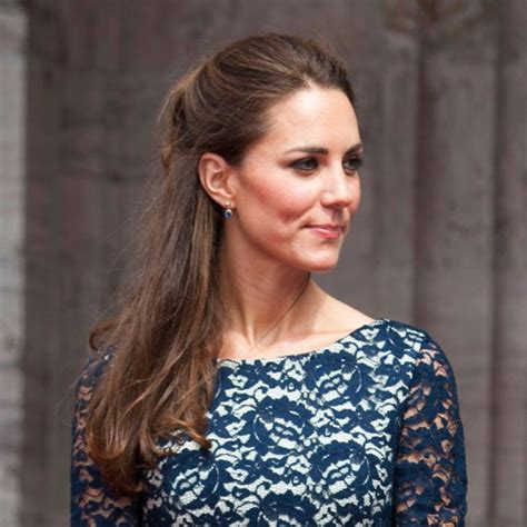 kate middleton s shocking new hairstyle kate middleton half up straight hairstyle beauty and