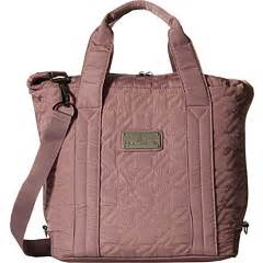 Handbag Report Here She Goes Again Stella Mccartney To Design For Lesportsac Second City Style Fashion by Adidas By Stella Mccartney Small Bag Grape Wine Smc