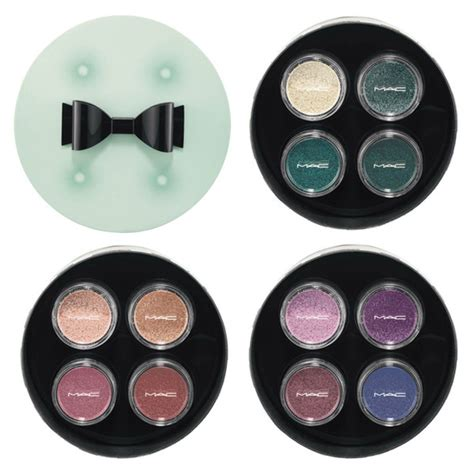 mac glamour daze holiday 2012 collection gift sets