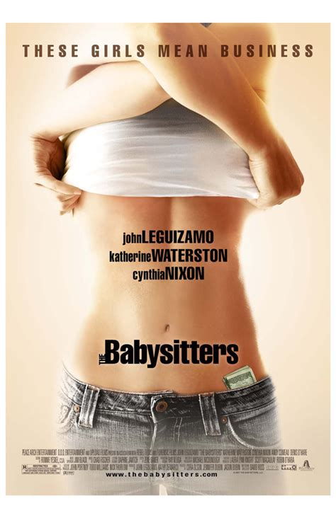 The Babysitters 2007 Film Movies The Babysitters Pop Tards Go