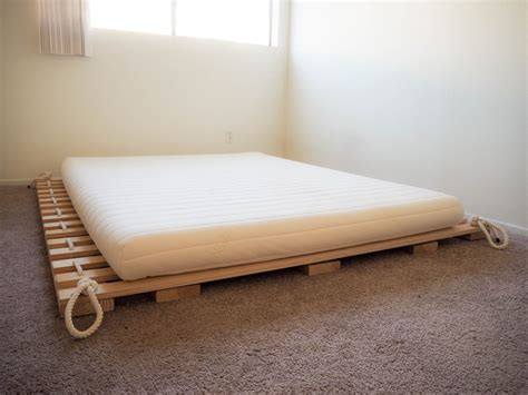 Ground Bed Frames Low To The Ground Bed Frames 28 Images Delta Low Profile Platform Bed Solid Wood Classic
