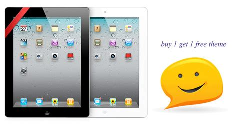 Free Ipod Giveaway - ipad giveaway and celebrating buy 1 get 1 deal themify