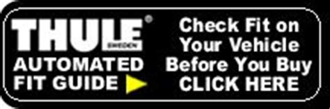 Thule Rack Fit Guide by Thule Specialty Roof Racks For Custom Fits On 753 Bmw 444