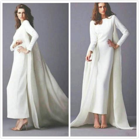Wrap Style Wedding Dresses by Unique Style Arabic Wedding Dresses With Sleeves Wrap