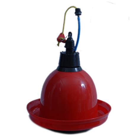 Bell Drinker manufacturer of poultry drinkers poultry cooling equipment by chishtiya poultry services vadodara
