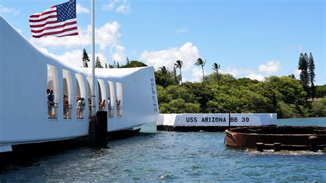 Search Arizona Pearl Harbor Into The Arizona Pbs